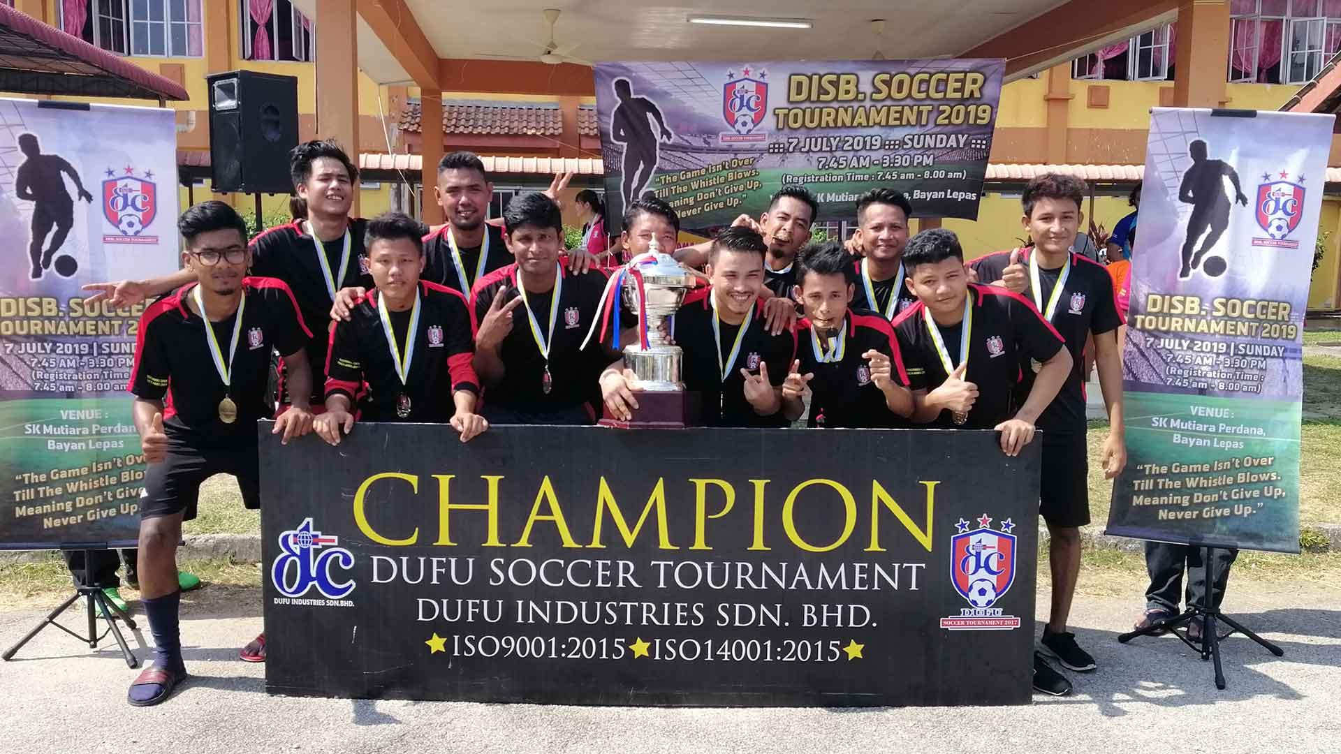 Annual Soccer Tournament 2019