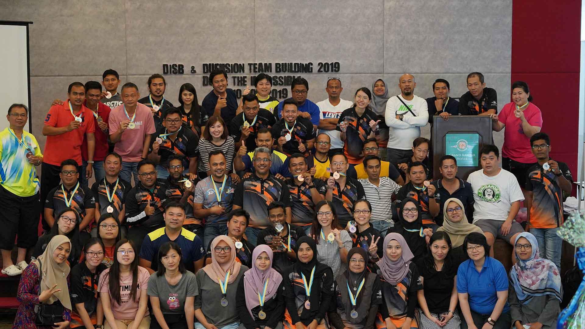 Team building adventure in Gopeng and Tambun
