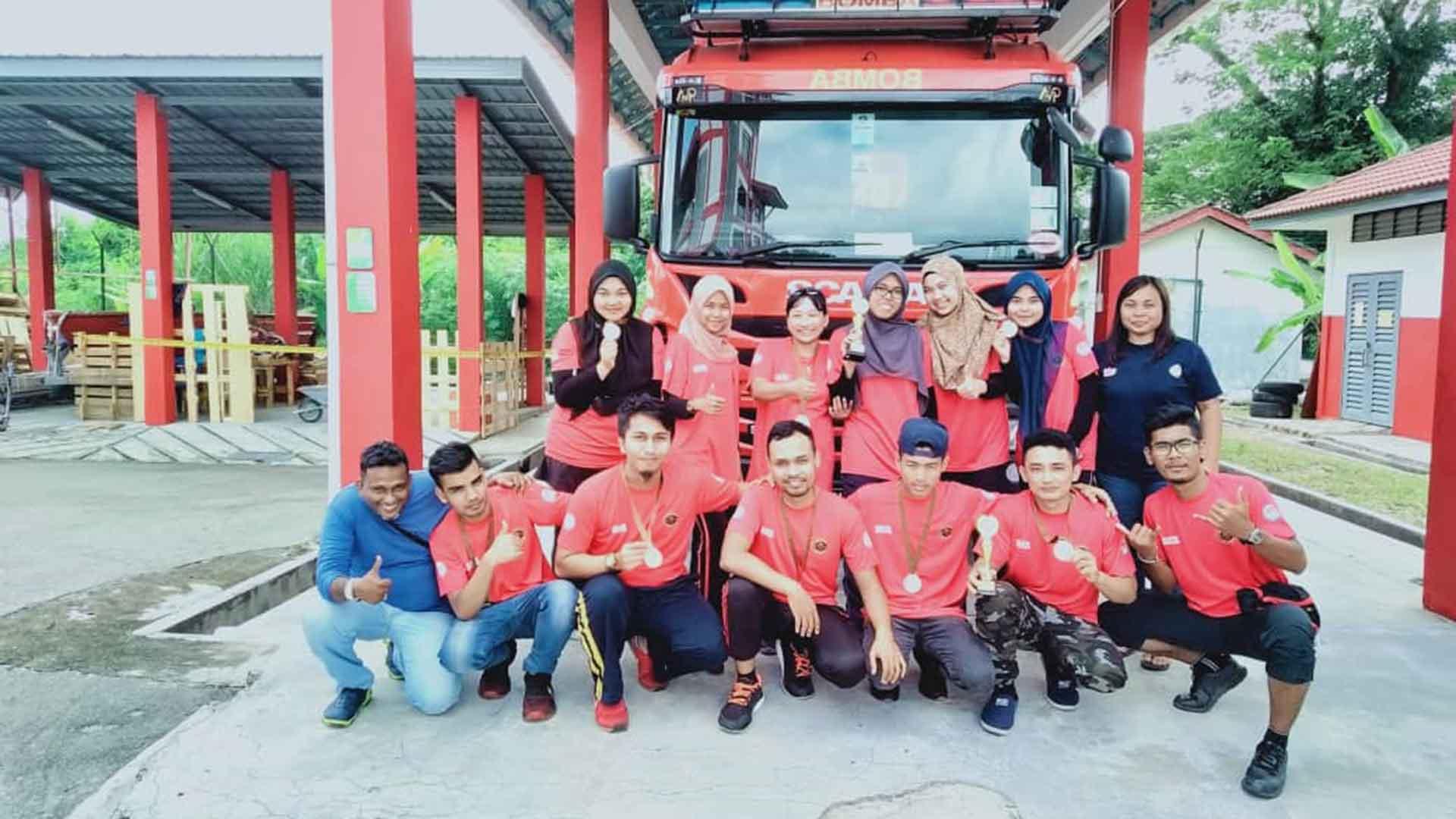 ERT Bomba Challenge November 2019