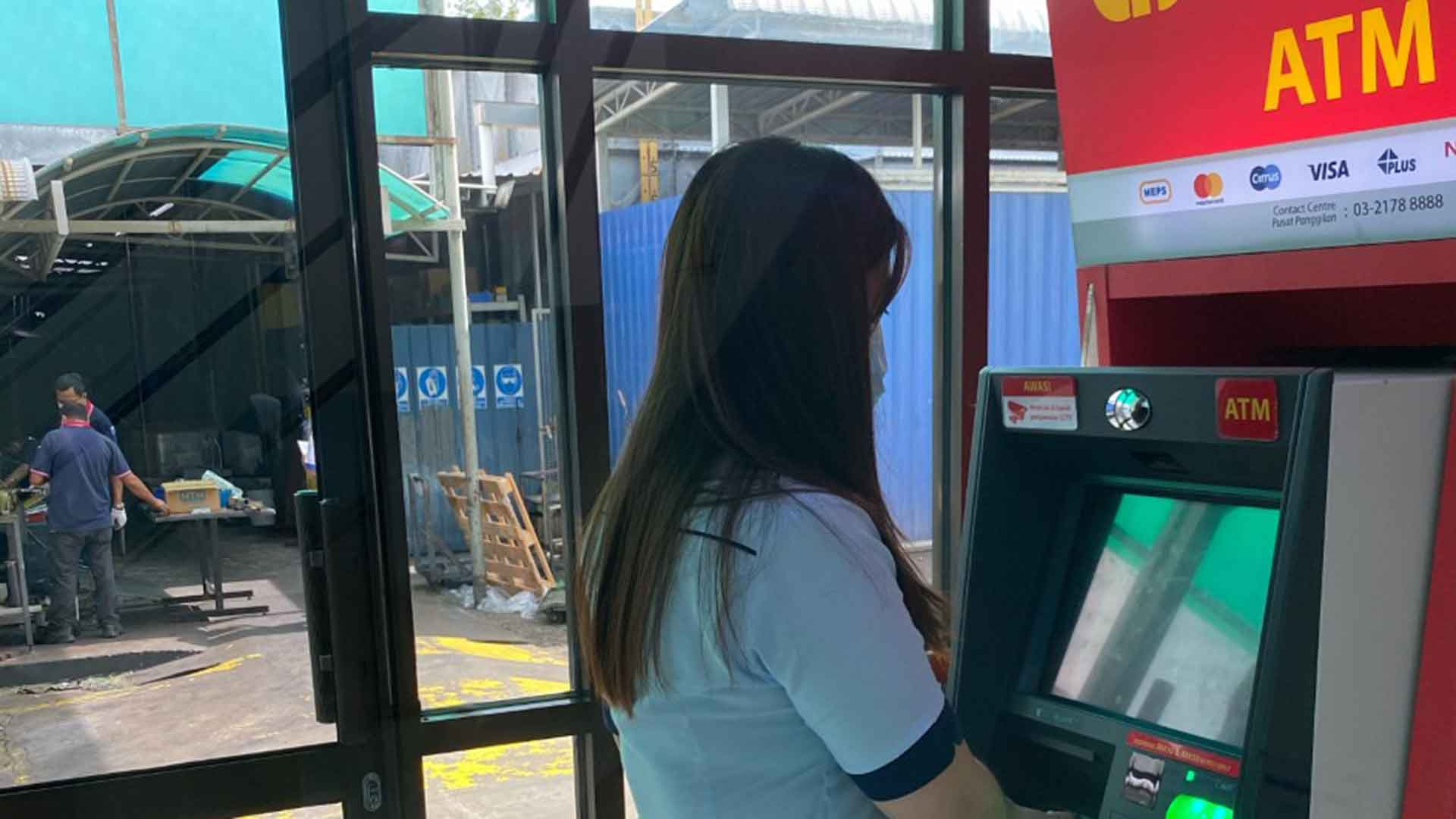 Dufu's factory at Bayan Lepas gets new ATM